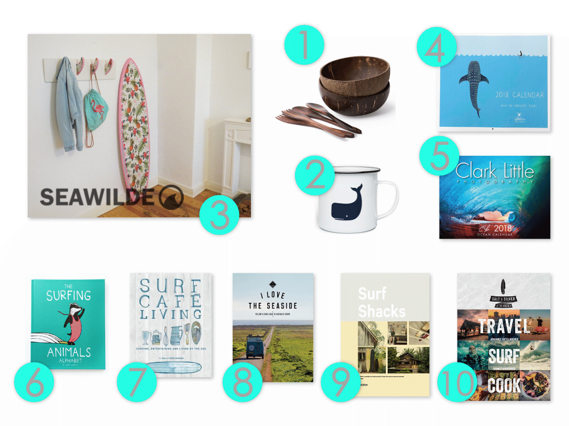 Christmas Gifts For Surfers ✓ Inspirations of Christmas Gift