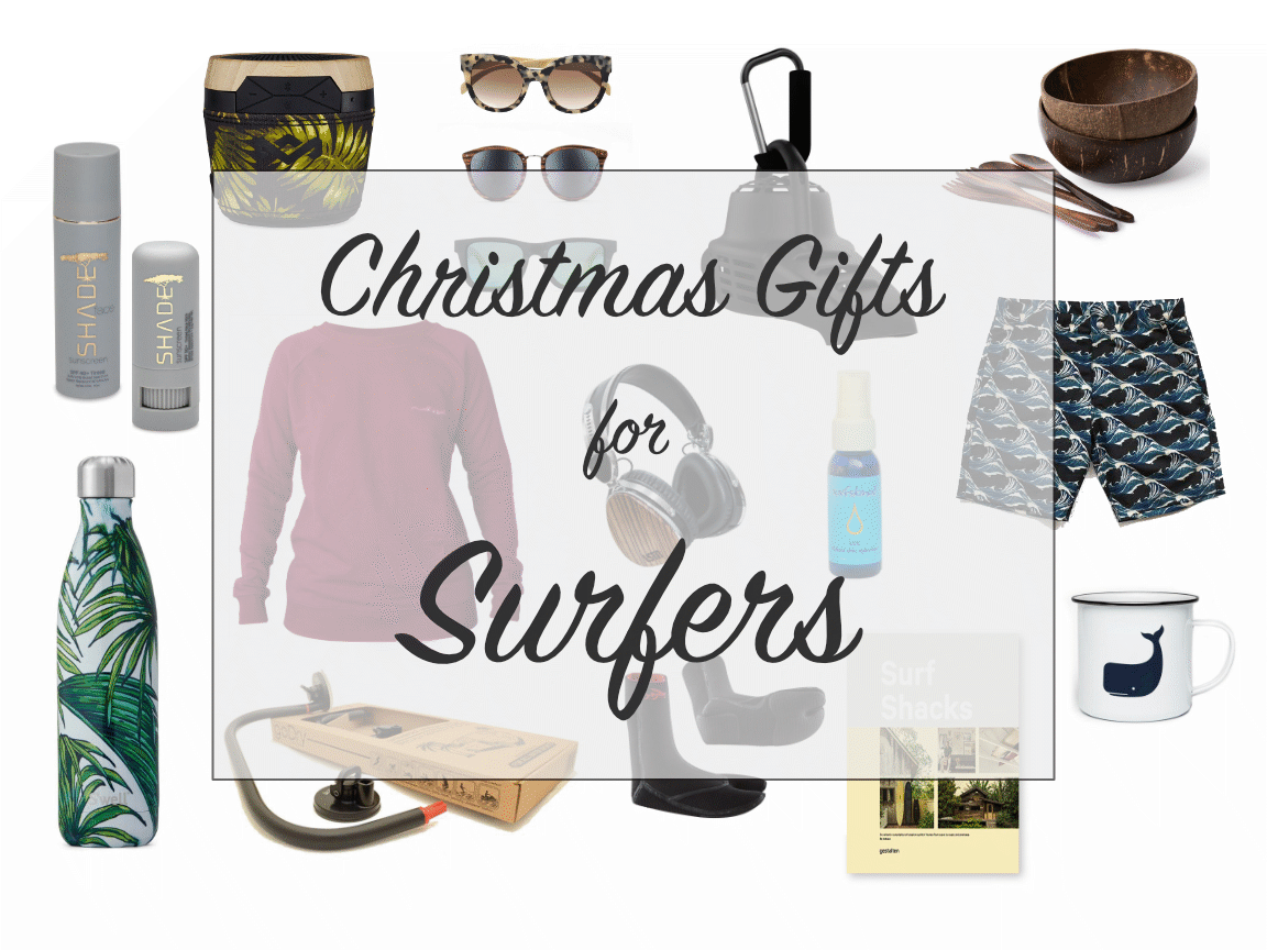 christmas gifts | The Surf Edition